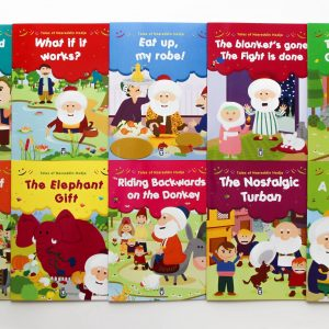 Nasreddin Hodja - SET (10 BOOKS)
